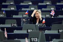 بیشتر مردم فرانسه حزب «لوپن» را تهدیدی علیه دموکراسی می دانند