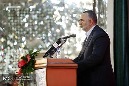 افتتاح سی و دومین نمایشگاه بینالمللی کتاب تهران