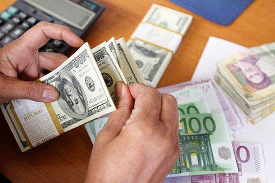 قیمت دلار تک نرخی 1 آذر 97/ نرخ 39 ارز عمده اعلام شد