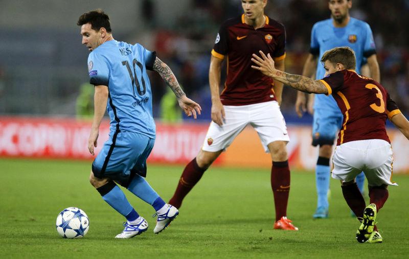 ساعت بازی بارسلونا و آ اس رم اعلام شد