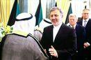 تبریک مجدد امیر کویت به حسن روحانی