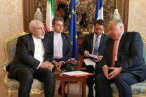 تبریک دوباره لارشه به روحانی؛ فرانسه مایل به استمرار مشورت سیاسی با ایران است