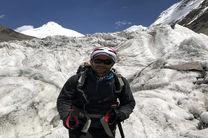 هیمالیانورد رودباری قصد حمله  به قله لنین قرقیزستان را دارد