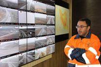 تجهیز 1000 کیلومتر جادههای استان سمنان به دوربین ثبت تخلف