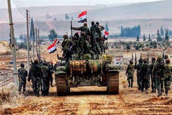 شهر مهم سراقب در ادلب توسط نیروهای مقاومت آزاد شد