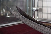 سرقت شمشیر نادرشاه از موزهای در روسیه