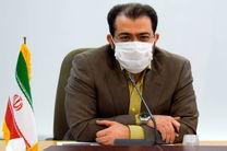 تختهای کرونا بیمارستان کرمانشاه در حال پر شدن است