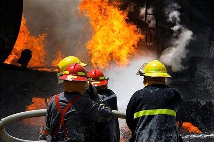 آتش سوزی هتل ایرانیان در نجف اشرف جان دو زائر را گرفت