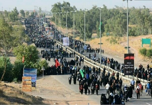 پیش بینی وضعیت جوی مرزهای چهارگانه اربعین