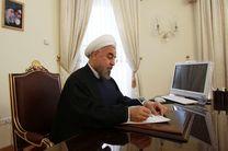 روحانی درگذشت رئیس جمهور ازبکستان را تسلیت گفت