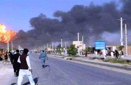 انفجار در مسجدی در افغانستان 39 کشته و زخمی بر جای گذاشت