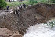 ترمیم آب بند بتنی دوله ملال رودخانه خالکایی ماسال
