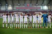 تاریخ ۴ بازی تیم ملی فوتبال ایران در انتخابی جام جهانی ۲۰۲۲
