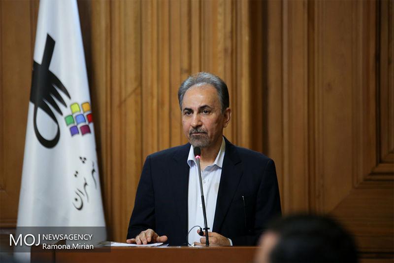 استعفای شهردار تهران رد شد