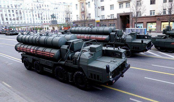 تحریم ترکیه به دلیل خرید سامانه اس ۴۰۰ از روسیه