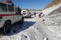 تاکنون به ۲۹۱ نفر حادثه دیده در طرح زمستانه امدادرسانی شده است