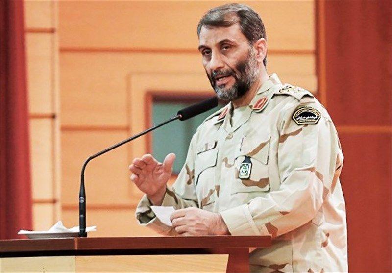 بیش از 8000 کیلومتر مرز ایران امن ترین مرز بین المللی است