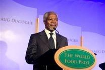 کوفی عنان: ترامپ باید با ایران گفت و د.گو کند