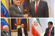 دیدار و رایزنی ظریف با رئیس جمهور ونزوئلا