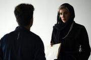 ویشکا آسایش برای اولین بار در شبکه نمایش خانگی