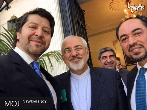ظریف و ربانی روز دوشنبه در تهران دیدار می کنند