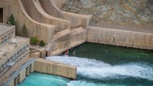 افزایش خروجی سد زاینده رود تا 15 خرداد ماه