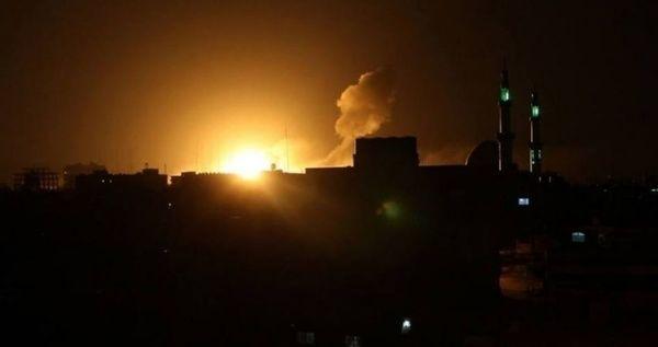 راهاندازی بالونها و بادبادکهای آتشزا در مرز غزه