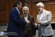 تکریم و معارفه رییس شوراهای حل اختلاف تهران