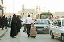 شهروندان مشهدی خادمان افتخاری زائرین علی بن موسی الرضا