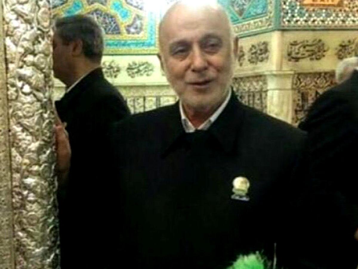 پیام تسلیت عبدالله ارجائی شهردار مشهد به مناسبت درگذشت حاج محمد خجسته باقرزاده