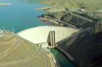 نیروگاه برق آبی زاینده رود در مدار حداکثر قرار گرفت