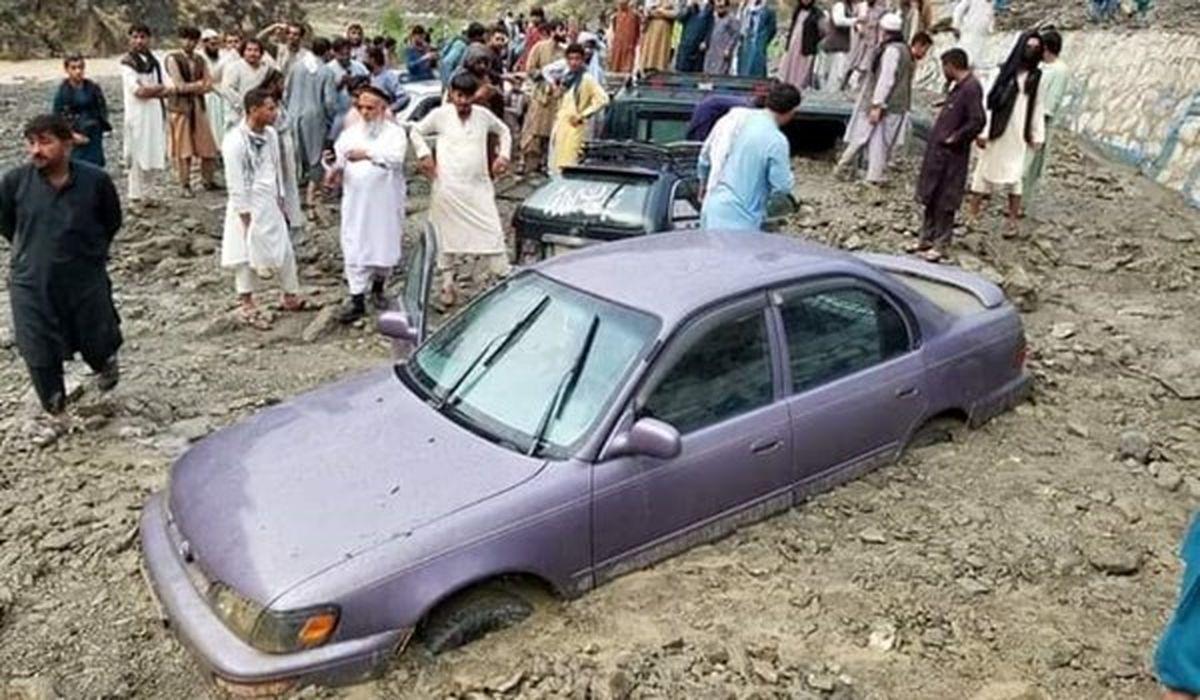 شمار جانباختگان سیل در افغانستان اعلام شد