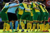 پیراهن نوریچ کاندیدای زشتترین پیراهن فصل لیگ برتر انگلیس
