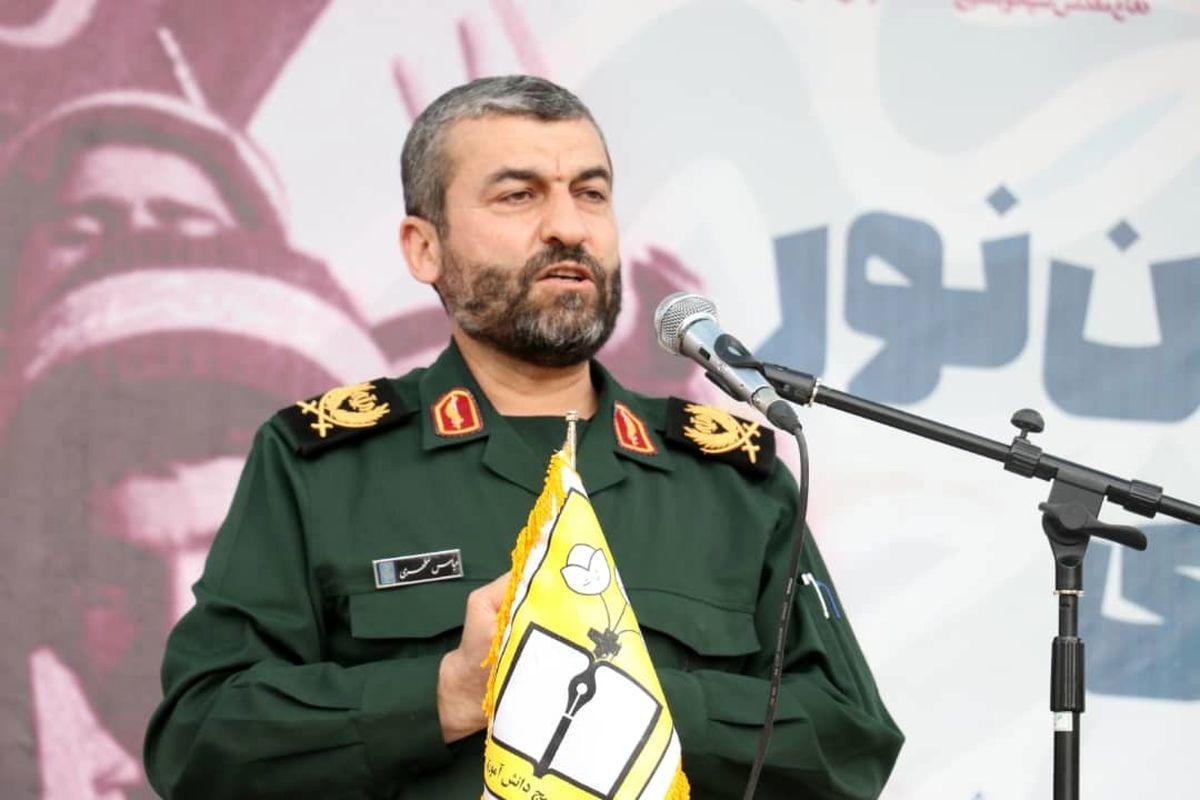 """اردوی مجازی راهیان نور """"حاج قاسم"""" با محوریت مکتب شهید سلیمانی راهاندازی شد"""