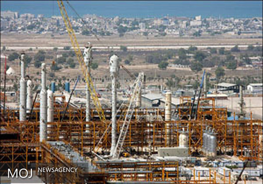 درآمدزایی ۱٫۳ میلیارد دلاری از تولیدات گازی فازهای ۱۷ و ۱۸ پارس جنوبی