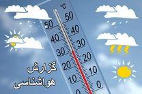 رکورد 22 ساله گرمای هوا در نوشهر شکسته شد