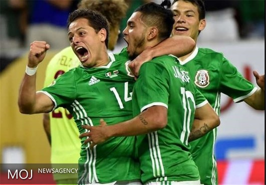 پیروزی اروگوئه و مکزیک