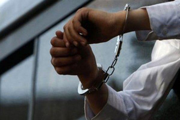 دستگیری قاتل مسلح فراری توسط پلیس غرب استان تهران