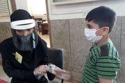 افتتاح اولین پایگاه طرح سنجش سلامت دانش آموزان در خمینی شهر