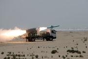 نیروی دریایی ارتش موشک های کروز دریایی برد بلند و کوتاه را با موفقیت شلیک کرد