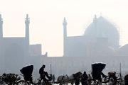 افزایش غلظت آلاینده ها تا پنجشبه در اصفهان