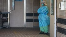 انفجار بمب دست ساز در یک بیمارستان دولتی هنگ کنگ