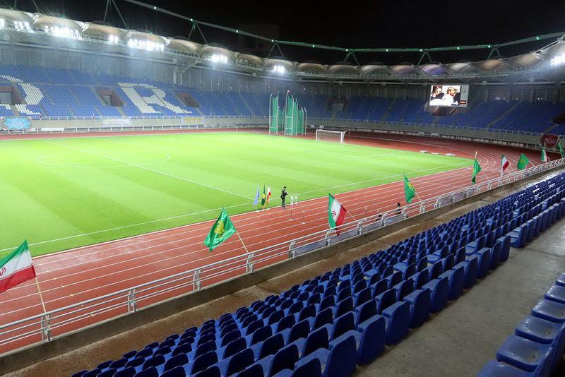 استادیوم 15 هزار نفری بیرجند افتتاح شد