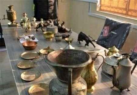 کشف اشیای عتیقه 3 هزار ساله در شهرستان دیواندره