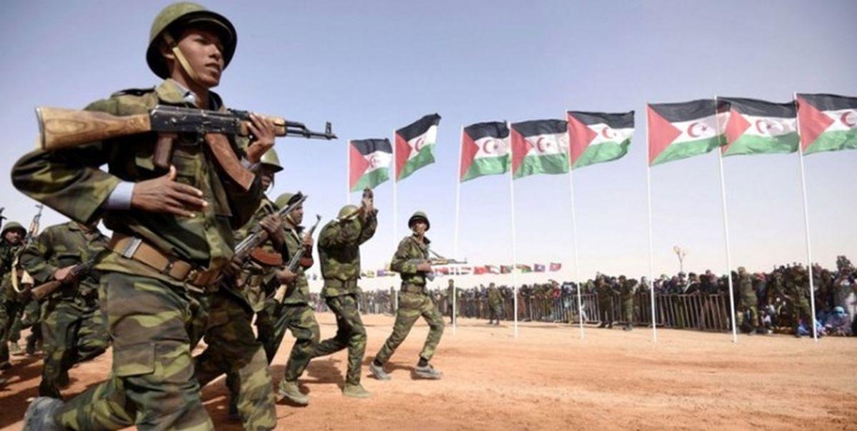 حمله شبه نظامیان جدایی طلب پولیساریو به مراکز ارتش مغرب