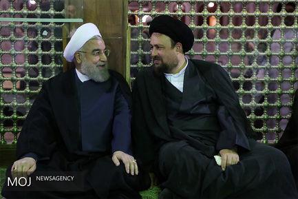 تجدید میثاق با امام خمینی (ره)