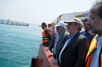 شناور شهید طرح چی در مازندران به آب انداخته شد