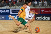 تیم فوتبال ساحلی بندرعباس و ساری به مرحله دوم لیگ برتر صعود کردند