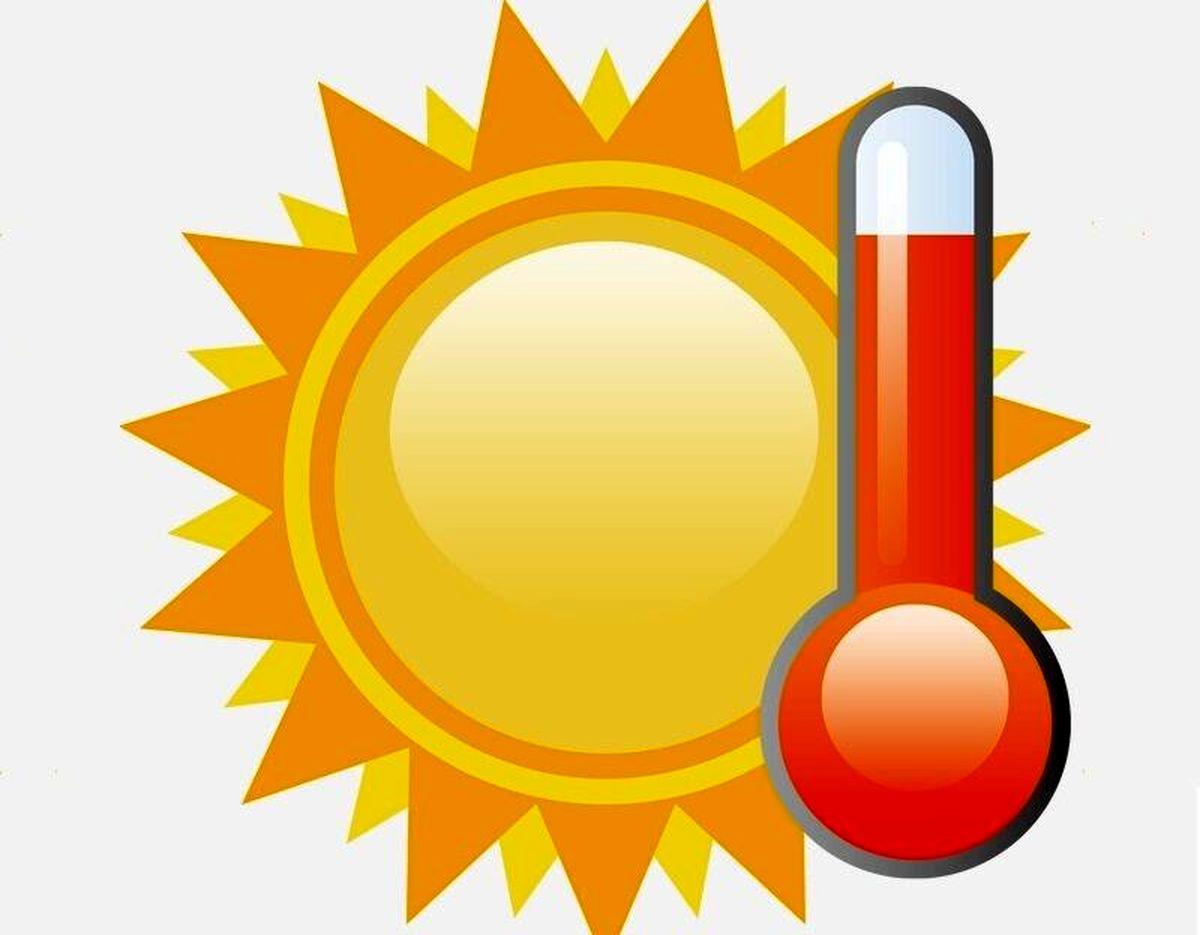 پیش بینی دمای ۴۰ درجه سانتیگراد، برای خراسان رضوی