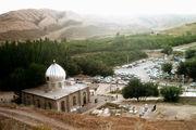 پایان عملیات محوطه سازی منطقه نمونه گردشگری امامزاده زید بن علی (ع) در سمیرم